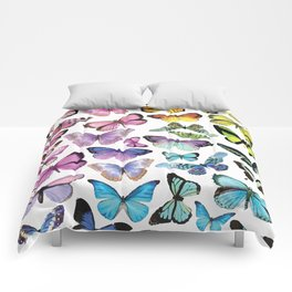 Butterfly Rainbow Comforters