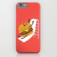 Slider Burger iPhone 6s Slim Case