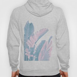 Banana Leaves Finesse #1 #tropical #decor #art #society6 Hoody