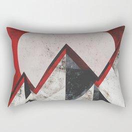 Mount kamikaze Rectangular Pillow