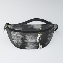 Hanging on by a gold thread Fanny Pack
