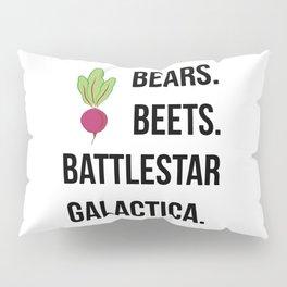 battlebeet Pillow Sham