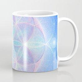 Light Frequency Mandala Coffee Mug