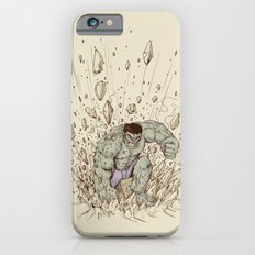 Hulk Smash Slim Case iPhone 6s