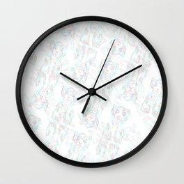 Reveal Wall Clock