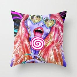 Chimera Throw Pillow