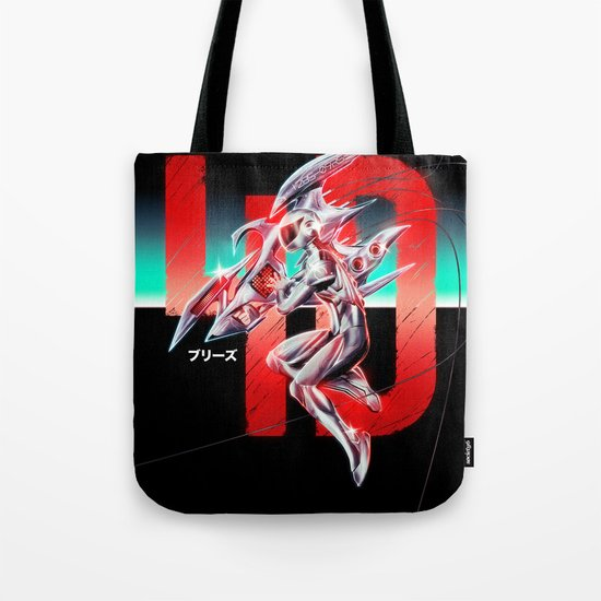 4-D Tote Bag