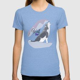 Wolf Life feat Gi Art T-shirt