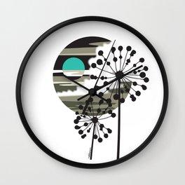 Save Tonight Wall Clock