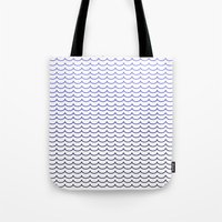 gradient Tote Bags featuring Gradient  by Shelby Thompson