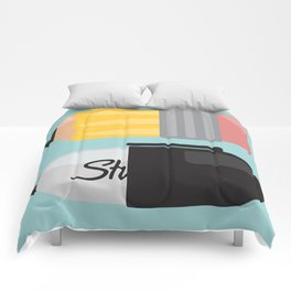 """The Essentials"" Comforters"