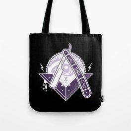 Stay Sharp - Razor Tote Bag