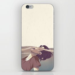A Desert Blessing iPhone Skin