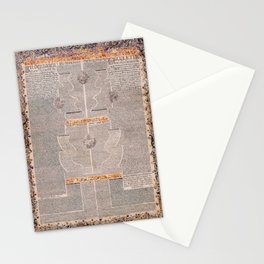 Aaron Wolf Herlingen - The Five Scrolls Ruth, Song of Songs, Ecclesiastes, Esther, and Lamentations Stationery Cards