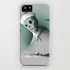 Wreckage of the past iPhone (5, 5s) Slim Case