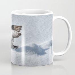 Angel - Wildlife Duck HDR Photo Print Coffee Mug