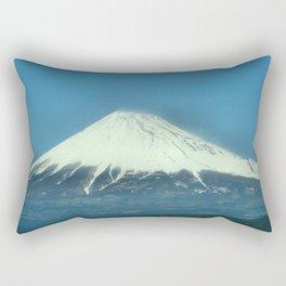 富士山 (Mt. Fuji) Japan Rectangular Pillow