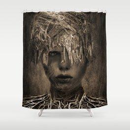 Ina Shower Curtain