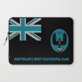 PAFC SA Flag - Port Adelaide Magpies Laptop Sleeve