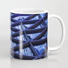 BLUE GLASS ROOF Coffee Mug