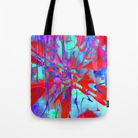 revolution Tote Bags featuring revolution by David Mark Lane