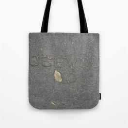 Rosewood Rd Tote Bag