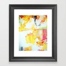 watercolor 2 Framed Art Print