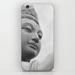 Buddha Face iPhone Skin
