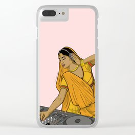 Dj Rani Clear iPhone Case