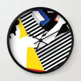 Morals Wall Clock