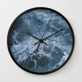 Deep Water Wall Clock
