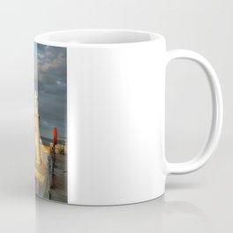 Folkestone Lighthouse Coffee Mug