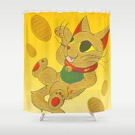 Kōun Shower Curtain