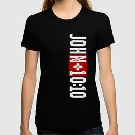 JohN+10:10 T-shirt