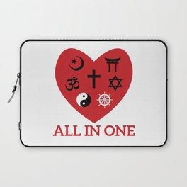 All in one Laptop Sleeve