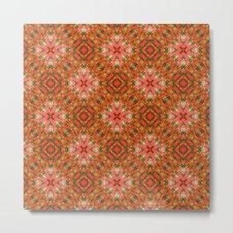 Prism pattern 6 Metal Print