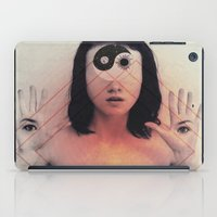 third eye iPad Cases featuring Third Eye by Isaak_Rodriguez