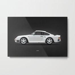 The 959 Metal Print