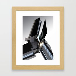 MS002 Framed Art Print