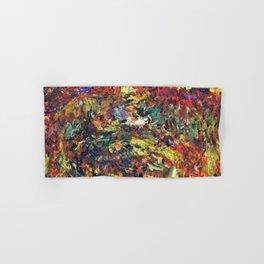 "Claude Monet ""Path under the Rose Trellises, Giverny"", 1922 Hand & Bath Towel"