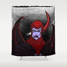 venger: master of demons Shower Curtain