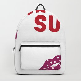 Valentimes Day Gimme Some Sugar Valentines Day Gift Backpack
