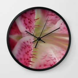 Intimacy  Wall Clock