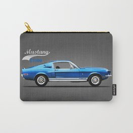 The Shelby Mustang GT500 Carry-All Pouch
