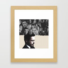 Inner Life of Tony Framed Art Print