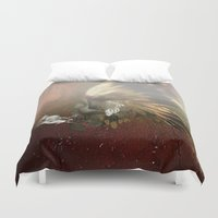 indian Duvet Covers featuring indian by karens designs