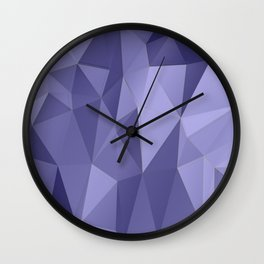Vertices 10 Wall Clock