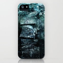 Cold waters iPhone Case