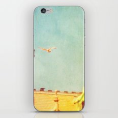 Ode to Hedwig [This is not an Owl] iPhone & iPod Skin
