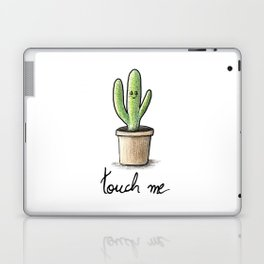 Touch me Laptop & iPad Skin